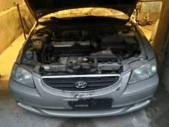 Блок предохранителей под капот. Hyundai Accent