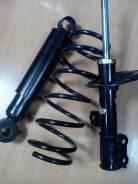 Замена амортизаторов, стоек, пружин подвески.