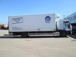 Iveco Eurocargo. Iveco EuroCargo 180E24 рефрижератор, 6 000 куб. см., 10 000 кг.