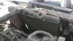 Радиатор охлаждения двигателя. Mazda Familia, BG7P