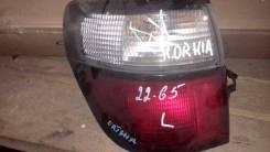 Стоп-сигнал. Honda Orthia