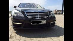 Mercedes-Benz S-Class. автомат, 4wd, 4.7 (500 л.с.), бензин, 69 000 тыс. км