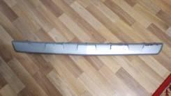 Накладка на бампер. Opel Mokka