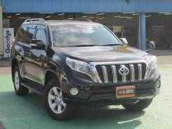 Toyota Land Cruiser Prado. автомат, 4wd, 2.8 (177 л.с.), дизель, 26 000 тыс. км, б/п. Под заказ