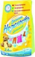 Порошок стиральный Детский Весенняя нежность 2,4 кг П/эт