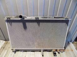 Радиатор охлаждения двигателя. Toyota Crown Majesta, UZS171