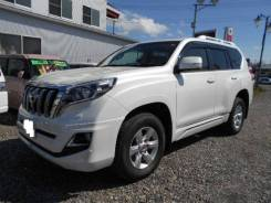 Toyota Land Cruiser Prado. автомат, 4wd, 2.8 (177 л.с.), дизель, 17 000 тыс. км, б/п. Под заказ