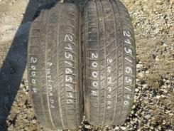 Bridgestone Dueler H/L D683. Всесезонные, 2003 год, износ: 30%, 2 шт