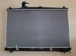 Радиатор охлаждения двигателя. Toyota Highlander, ACU20, ACU25 Toyota Harrier, MCU15, MCU10, SXU15, SXU10 Toyota Kluger V, ACU25, ACU20 Lexus RX300, M...