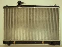 Радиатор охлаждения двигателя. Toyota Voxy, ZRR70, ZRR75, AZR60, AZR65 Toyota Noah, AZR65, ZRR70, ZRR75, AZR60 Toyota Ipsum, ACM21, ACM21W, ACM26, ACM...