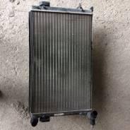 Радиатор охлаждения двигателя. Skoda Octavia, 1Z, 1Z5