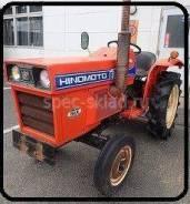 Hinomoto. Японский мини трактор E152S