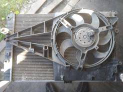 Вентилятор радиатора кондиционера. Opel Omega