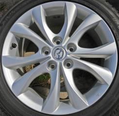 Mazda. 7.0x17, 5x114.30, ET52.5, ЦО 67,1мм.