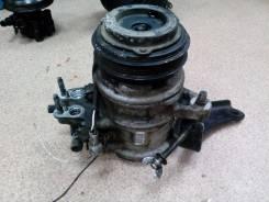 Компрессор кондиционера. Toyota Estima Lucida, CXR21G, CXR21 Двигатель 3CT