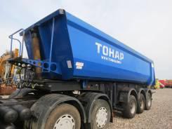 Тонар 9523. - самосвальный полуприцеп 2012г. в., 34 000 кг.