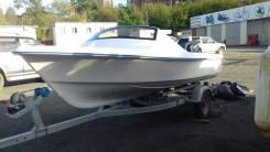 Yamaha. Год: 2017 год, длина 4,20м., двигатель подвесной, 30,00л.с., бензин