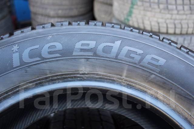 Zetro Ice Edge. Зимние, без шипов, износ: 10%, 2 шт