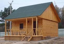 Деревянные бани для Участков и Баз отдыха от 280 000 рублей