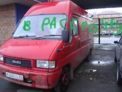 Isuzu Elf. Isuzu elf фургон, 3 100 куб. см., 2 000 кг.