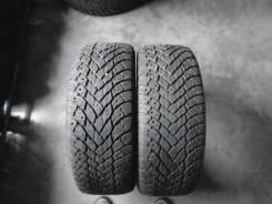 Dunlop SP Arctic M4. Зимние, шипованные, износ: 30%, 2 шт