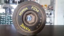 Шкив коленвала. Honda Accord Honda Odyssey Honda Avancier Двигатель F23A