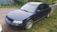 Volkswagen Passat. Продам ПТС комплект volkswagen passat b5 98г синий 150л. с. бензин