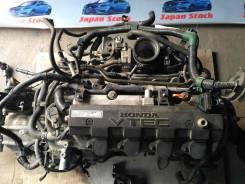 Двигатель в сборе. Honda Edix Honda Stream, RN1, RN2, RN3, RN4, RN5 Honda Civic Двигатель D17A