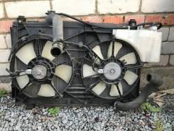 Радиатор охлаждения двигателя. Toyota Ipsum, ACM26, ACM21W, ACM21, ACM26W Двигатель 2AZFE