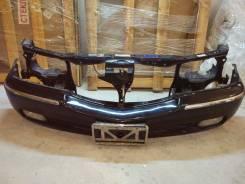 Бампер. Honda Legend, KA9 Двигатель C35A