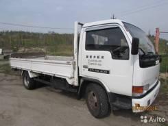 Nissan Atlas. Широкобазный грузовик, 4 200куб. см., 3 000кг., 6x2