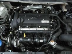 Двигатель в сборе. Hyundai Solaris Kia Rio Двигатели: G4FA, G4FC