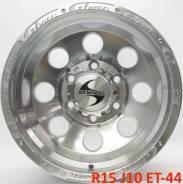 Light Sport Wheels LS 139. 10.0x15, 6x139.70, ET-44, ЦО 110,1мм.