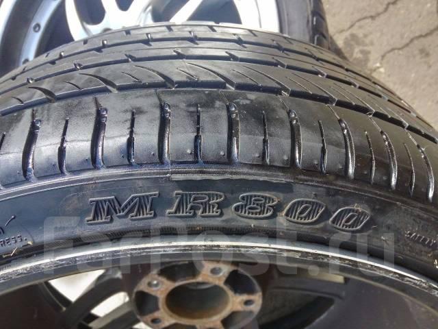 Mayrun MR800. Летние, 2013 год, износ: 5%, 4 шт