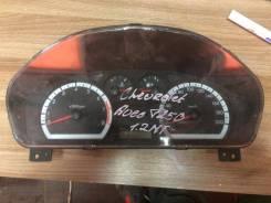 Панель приборов. Chevrolet Aveo, T250