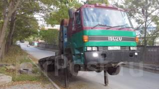 Isuzu Giga. Продам грузовой, 12 000 куб. см., 10 000 кг.