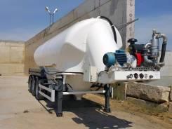 Сеспель 964822. Полуприцеп цементовоз , 26 000 кг.
