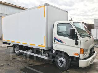 Hyundai HD78. Изотермический фургон 2017г. в., 3 900 куб. см., 4 000 кг.