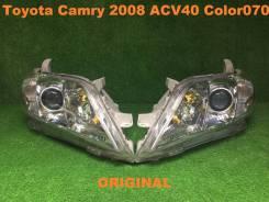 Фара. Toyota Camry, ACV40, ACV45 Двигатель 2AZFE