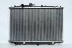 Радиатор охлаждения двигателя. Honda Legend, KB1 Двигатель J35A