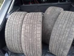 Dunlop Graspic DS3. Зимние, без шипов, износ: 80%, 4 шт