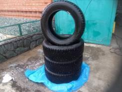 Bridgestone Blizzak Spike-01. Зимние, шипованные, 2013 год, износ: 10%, 4 шт