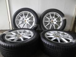 Новые. Оригинал. Комплект разношироких колес Porsche Panamera 18R. 8.0/9.0x18 5x130.00 ET59/53
