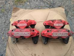 Суппорт тормозной. Subaru Forester, SF5, SG5 Subaru Impreza