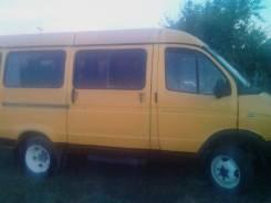 ГАЗ 32213. Обмен на легковую, 2 300 куб. см., 15 мест