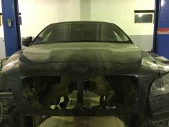 Капот. BMW X6