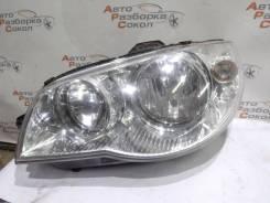Фара Fiat Albea 2003-2012 1.4 8V, левая