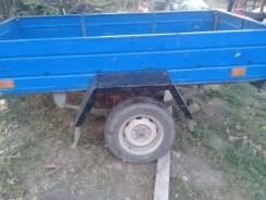Белаз. Прицеп легковой, 750 кг.