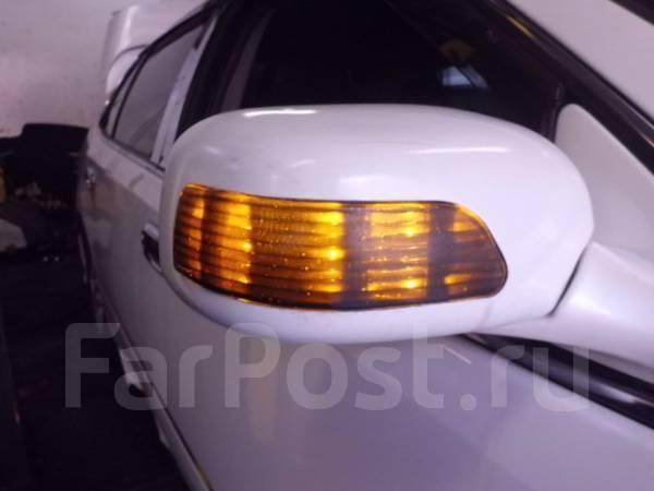 Зеркало заднего вида боковое. Lexus GS300, JZS160 Lexus GS430, JZS160 Toyota Aristo, JZS161, JZS160 Двигатель 2JZGTE
