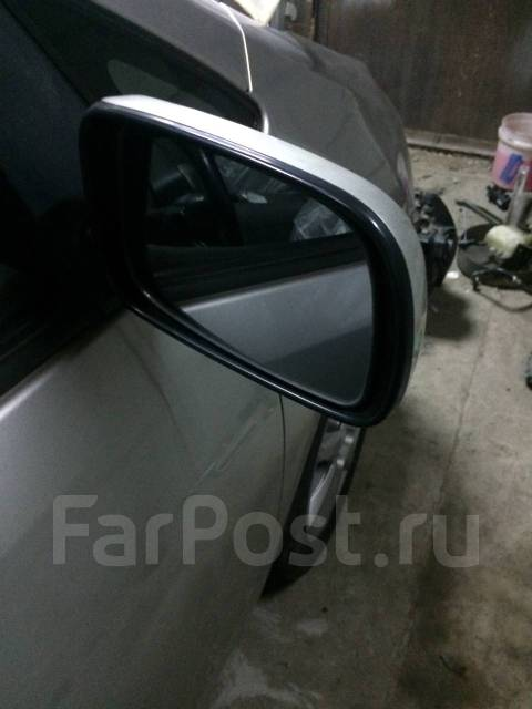 Зеркало заднего вида боковое. Toyota Prius, NHW20 Двигатель 1NZFXE